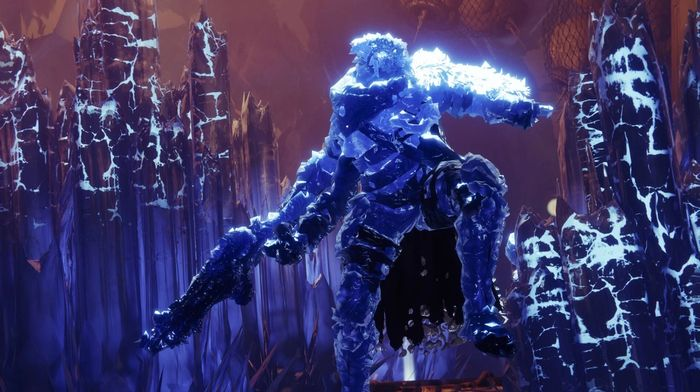 Destiny 2 Crossplay Guardian Stasis