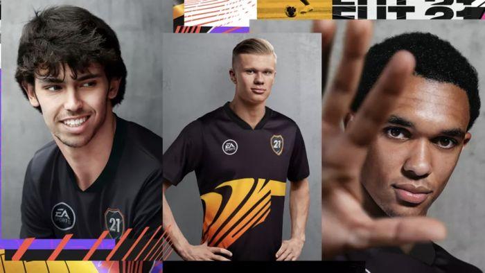fifa 21 ultimate team felix haaland alexander arnold