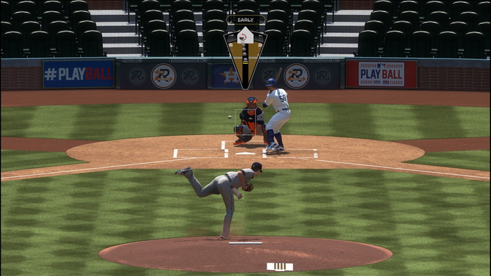 MLB The Show 21 Pitching Guide Controls Pure Analog