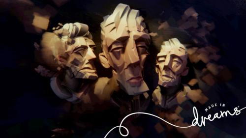 dreams game faces