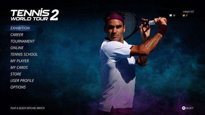 game modes tennis world tour 2