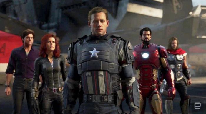 marvels avengers trailer