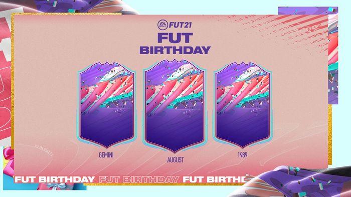 fifa 21 ultimate team fut birthday loading screen