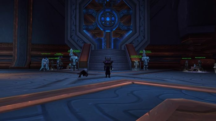 WoW Shadowlands Weekly Reset Main Story Quest Patch Notes Update