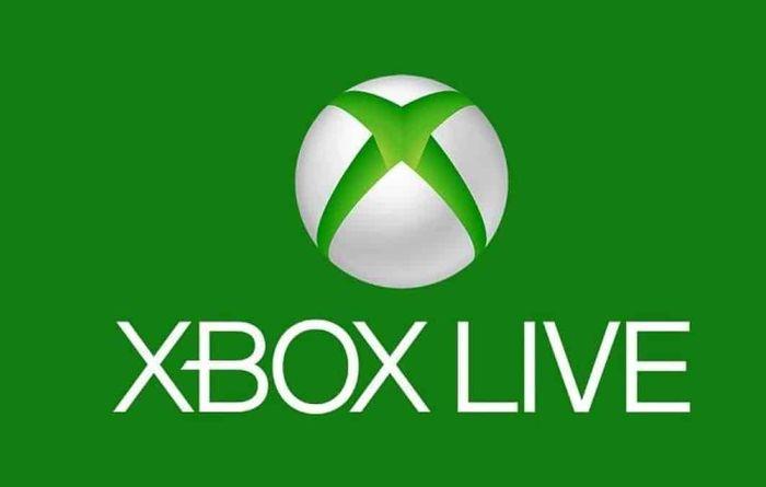 Xbox Live logo - rebranded to Xbox network