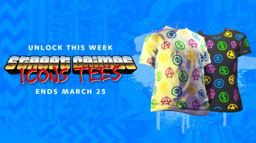 gta online weekly update t shirt