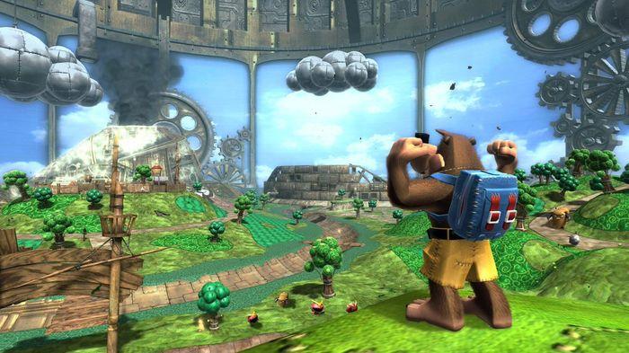 Xbox Game Pas July 2021 Banjo Kazooie