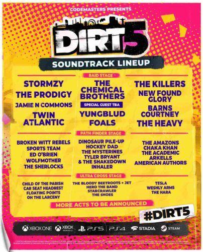 DIRT5 Soundtrack promo portrait v1 min 1
