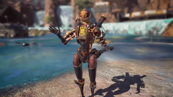 Apex Legends War Games skins