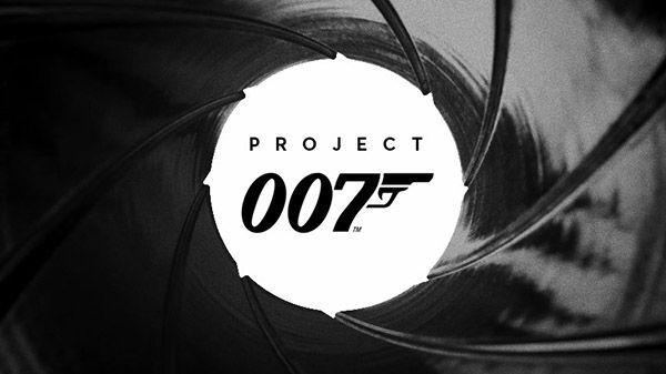 Project 007 announcement key promo art.