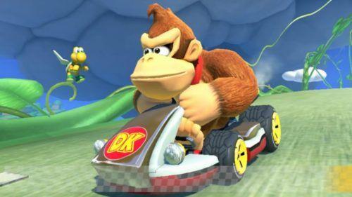 Mario Kart 8 Donkey Kong