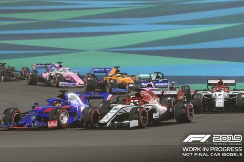F1 2019 multiplayer
