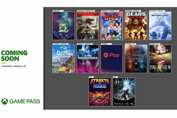 Xbox Game Pass Release Date