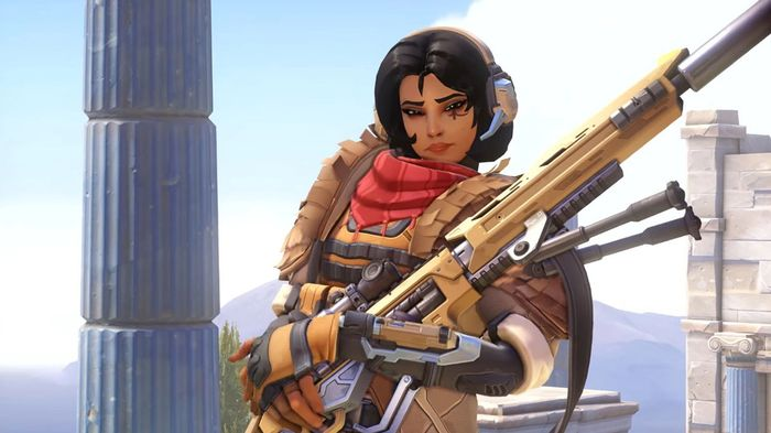 Overwatch Archives Event skins Ana Sniper
