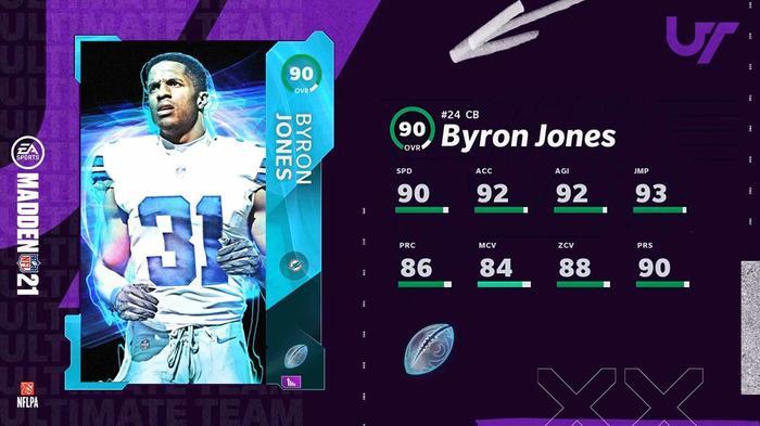 Byron Jones Master 1