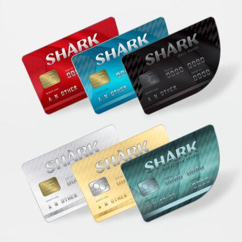 GTAV SharkCard Group 01