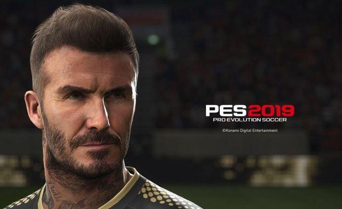 Beckham PES 2019