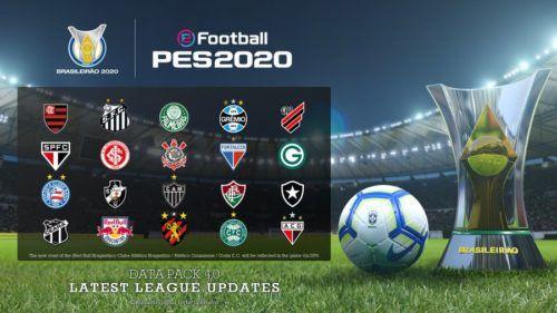 pes2020 data pack 4 0 leagues brazil