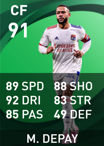 memphis-depay-featured-player-91-pes-2021