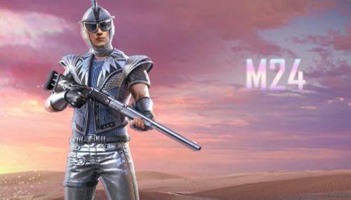 pubg mobile season 14 weapon