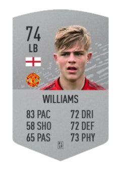 brandon williams fifa 21