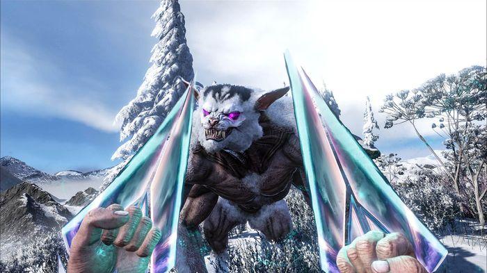 ARK Survival Evolved Genesis Part 2 Release Date creature