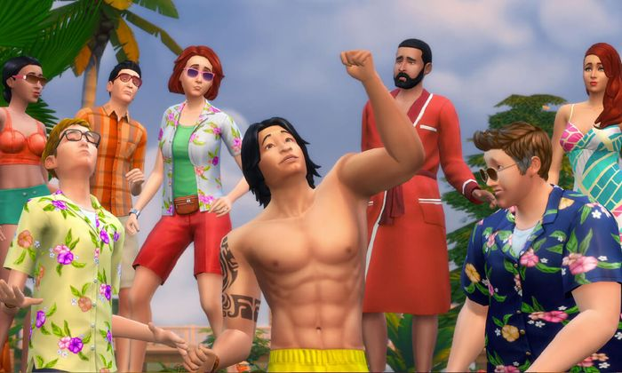 Sims 5 Multiplayer 2 1