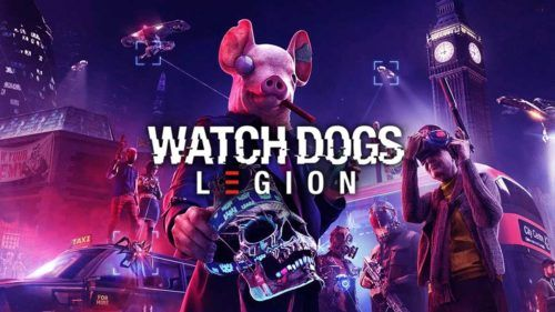 watch dogs legion launch title ps5 xbox series x