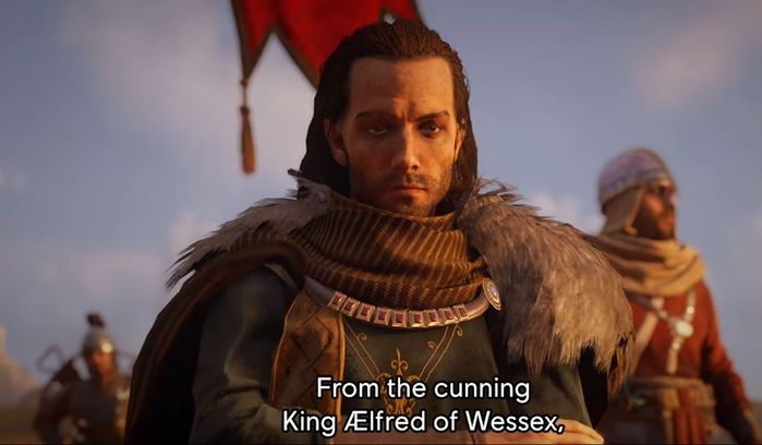 assassins creed valhalla alfred of wessex