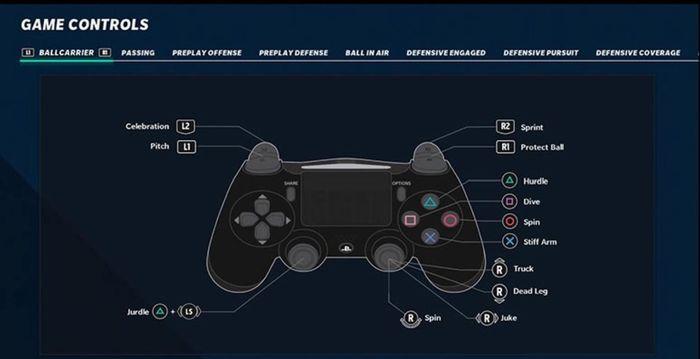 madden 21 controls ball carrier