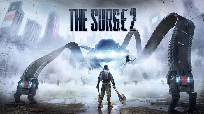 The Surge 21 min
