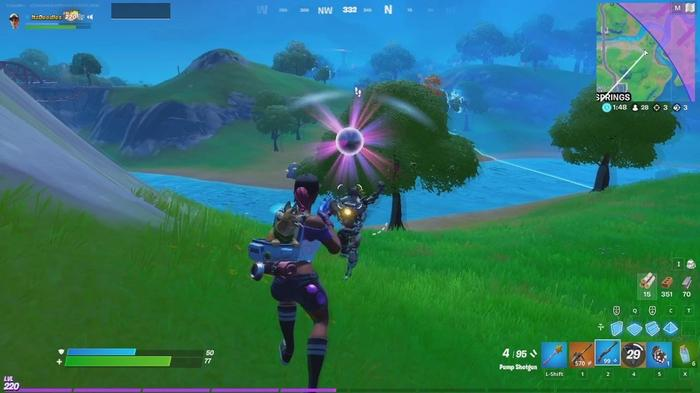 Fortnite XP Xtravaganza Week 4 Hit Opponents With Boogie Bombs or Shockwave Grenades