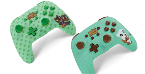 Animal crossing new horizions controllers for nintendo switch