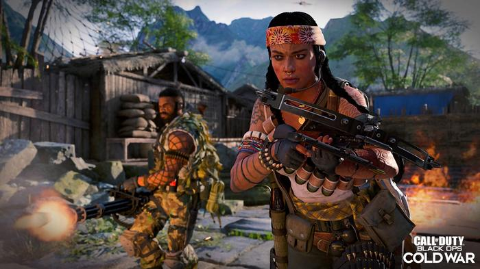New Operators Black Ops Cold War Season Two Rivas