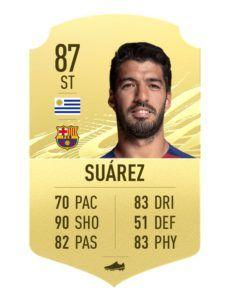 FIFA 21 Luis Suarez