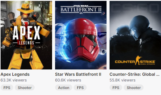 Battlefront II hits over 60k players on Twitch