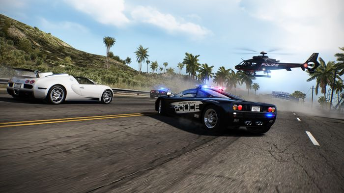 Need For Speed Hot Pursuit Remastered Key Art Steam