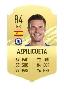 azpilicueta fifa 21 official