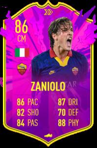Zaniolo future stars academy
