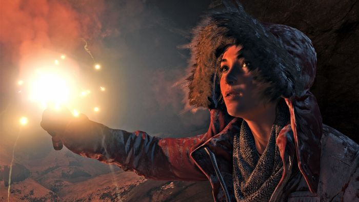 Epic Games Store Free Mystery Game Rise of the Tomb Raider