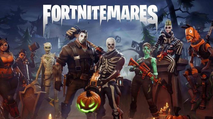 Fortnite Fortnitemares Season 8 Wishlist