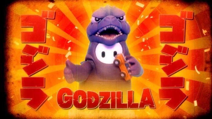 Fall Guys 3.5 Update Godzilla