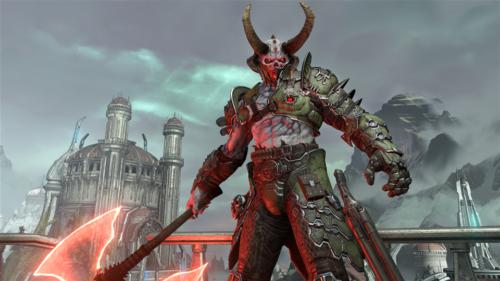 doom eternal warrior