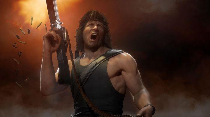 John Rambo Mortal Kombat 11 Ultimate MK11