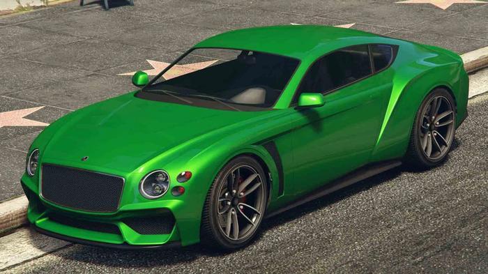 GTA Online Paragon car