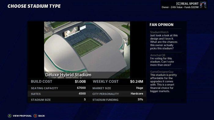 Madden 21 deluxe hybrid stadium 1