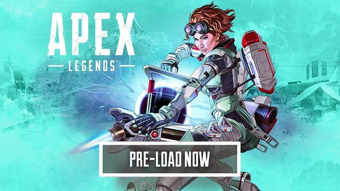 Apex Steam pre Load