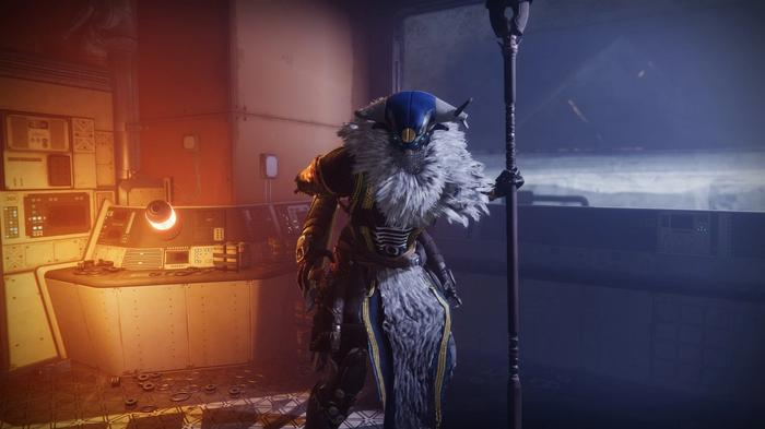 Destiny 2 Beyond Light Exotic Cloudstrike Variks