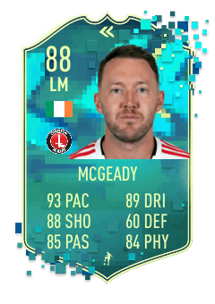 Aiden McGeady Flashback