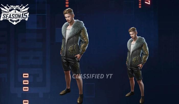 pug mobile season 15 new outfit theme 1
